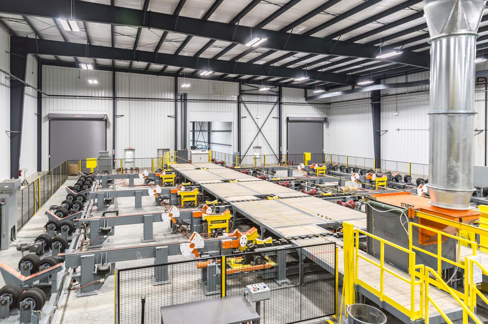 TMK opens external coating facility in Wilder, KY (USA)